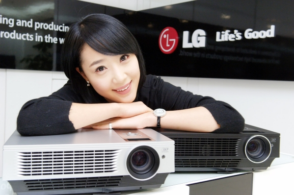 lg proyector dx540b de negocios cine