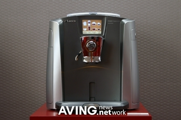 network coffee machine