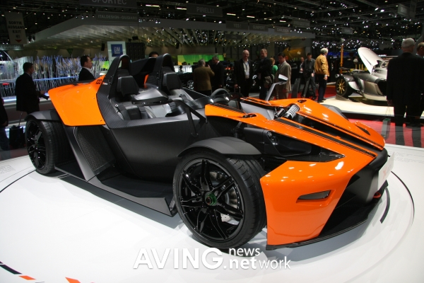Ktm X Bow Usa >> KTM to present its first concept car 'X-BOW'
